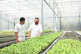 Rektor IPB sebut bisnis paling menjanjikan adalah sektor pertanian