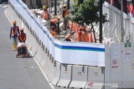 Pengerjaan Fase 2A Segmen 1 MRT Jakarta sudah 9,2 persen