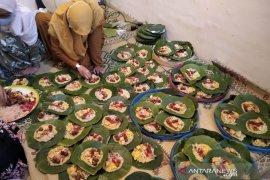 """Tradisi pembuatan bubur """"asyura"""" pada 10 Muharam di Kudus masih dipertahankan"""