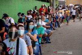 Polisi Filipina positif virus corona bertambah  223 orang