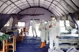 Tangani kasus COVID-19 di pesantren, Pemkab Banyuwangi dirikan rumah sakit mini