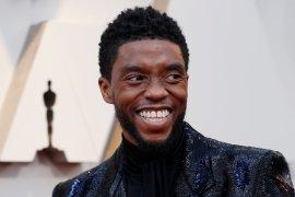 "Chadwick Boseman, pemeran ""Black Panther"" meninggal dunia akibat kanker"
