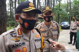 """Kapolrestabes Palembang peerintahkan pantau dan """"bersihkan"""" penjahat jalanan"""