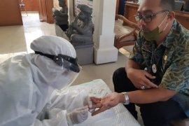 15 pegawai Kemenkumham Bali tak tertular corona