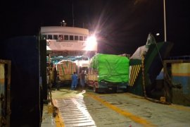 Balai Karantina Pangkalpinang kembalikan 24 ton jagung ke Palembang