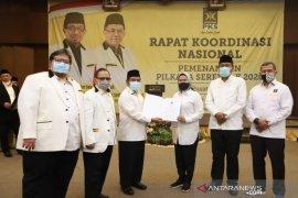 Rakornas PKS perkuat memenangkan Tatu-Pandji di Pilkada Kabupaten Serang