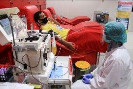 Donor plasma darah pasien COVID-19 sembuh