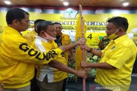 FL Fernando kembali pimpin Golkar, kursi Ketua DPRD hingga Bupati Taput dibidik