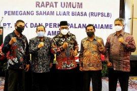 Azis Latar ditetapkan sebagai Komut PT. Dok dan Perkapalan Wayame Ambon