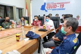 Kemenkes supervisi langsung penanganan kasus COVID-19 di ponpes Banyuwangi
