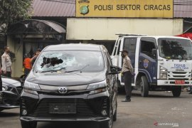 Polisi selidiki keterlibatan warga sipil dalam penyerangan Polsek Ciracas