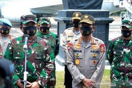 Tiga oknum TNI akui lakukan perusakan Polsek Ciracas