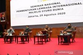 Akademisi dan cendekiawan dukung MPR RI bentuk Majelis Syuro Dunia