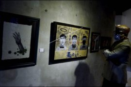 Pameran catatan visual pasca corona