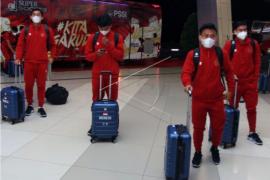 Timnas U-19 bertolak ke Korea