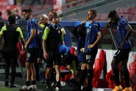 Tiga pemain Atalanta terpapar corona, semuanya tanpa gejala