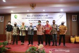Gubernur minta Pokdarwis manfaatkaan Rakor tingkatkan wawasan
