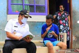 di Kota Tangerang layanan internet gratis  terpasang di 235 titik