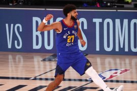 Jamal  Murray cetak 50 poin saat Nuggets paksa  Jazz  mainkan gim ketujuh
