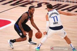 Clippers menghentikan perlawanan Mavericks, lanjut ke semifinal Barat