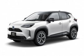 Toyota mulai luncurkan Yaris Cross di Jepang