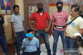 Polisi bekuk pelaku pencurian barang jamaah di sejumlah  masjid