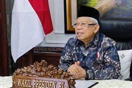 Ma'ruf Amin: Kecerdasan buatan solusi untuk negara jadi pelaku industri 4.0
