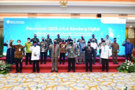 BI Banten luncurkan QRIS untuk kencleng digital rumah ibadah