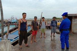 Satpolair Bangka Barat minta nelayan waspadai gelombang tinggi