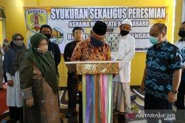Bupati HST resmikan Asrama Mahasiswa Murakata di Banjarbaru