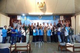 Riandi terpilih menjadi Ketua KNPI Kabupaten Bangka Barat 2020-2023