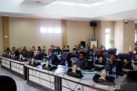 DPRD Gorut segera bahas APBD Perubahan 2020 termasuk anggaran COVID-19