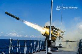 China kembali luncurkan kapal  perusak rudal terbaru, sepadan dengan AS