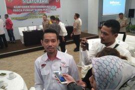 KPU Maluku belum bisa usul lantik anggota DPRD dari Partai  Gerindra