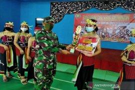 Kodim 1001 gelar lomba tari khas Kalimantan