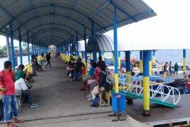 KSOP Ternate wajibkan penumpang speedboat gunakan jaket pelampung
