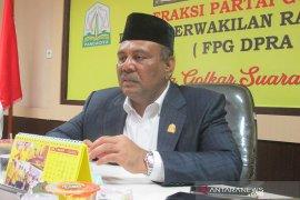 DPR Aceh akan lapor proyek tahun jamak ke Mendagri