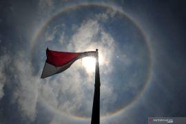Lapan: Matahari memutih berpotensi seluruh wilayah Indonesia