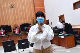 Selebritis Vanessa Angel divonis tiga bulan penjara, kasus narkoba