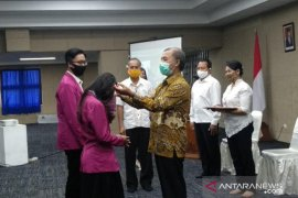 Rektor ISI Denpasar tutup Kuliah Kerja Nyata tahun 2020