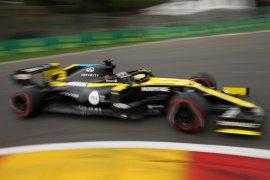 Ricciardo, Esteban Ocon tampil impresif, Renault panen poin di GP Belgia