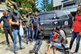 Video - Aksi penangkapan gembong narkoba 300 kilogram sabu-sabu di Banjarmasin
