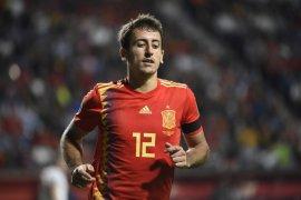 Mikel Oyarzabal dicoret dari tim Spanyol akibat COVID-19