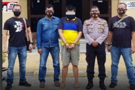 Satreskrim Polsek Padang Hulu tangkap pencuri betor