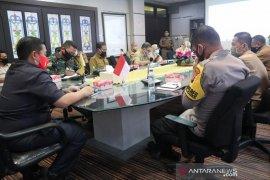 Penegakan hukum terkait protokol kesehatan di Banjarmasin diterapkan