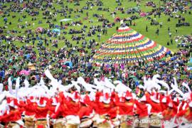 Pariwisata China 75 persen telah pulih