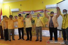 Terpilih aklamasi, Syahirsah kembali pimpin DPD Golkar Batanghari