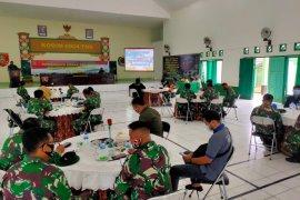 Pusterad TNI gelar Bina Media Teritorial di Paser
