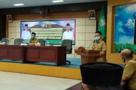 Peserta MTQ Kalbar asal Kabupaten Landak diminta terapkan protokol kesehatan
