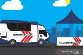 Ini lokasi pelayanan SIM keliling di Jakarta Jumat